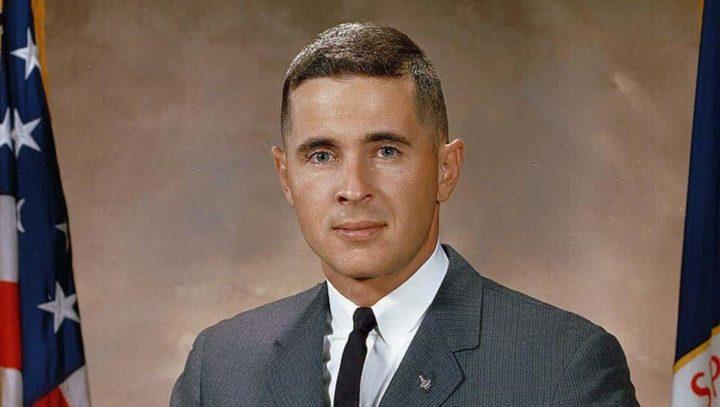 """Уильям Андерс после миссии """"Аполлона-8"""""""