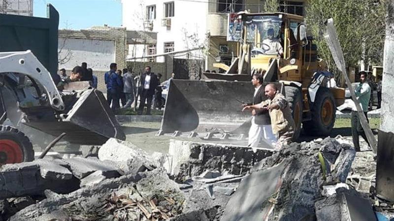 Теракт в Иране, 06.12.18