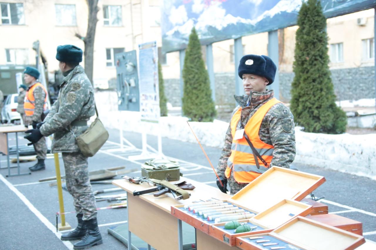 ВДВ, армия Казахстана