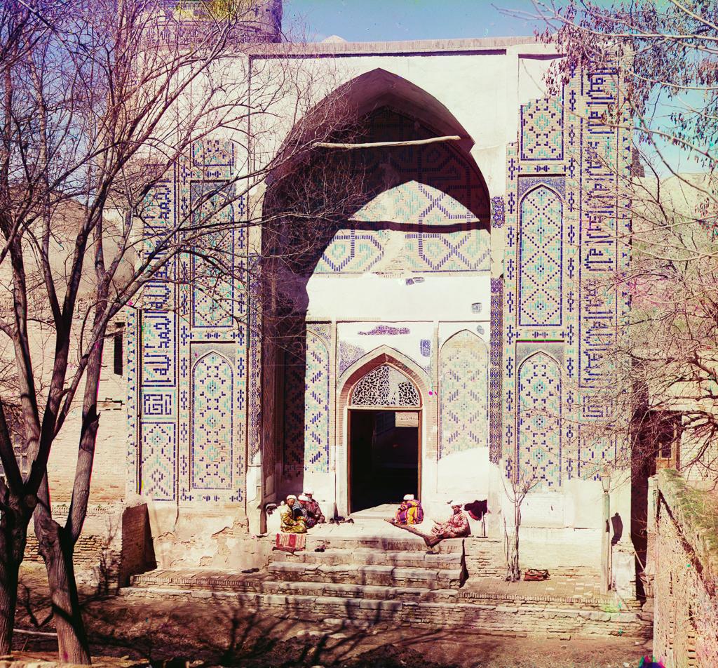 Ансамбль мавзолеев Шахи-Зинда («Живой царь»)