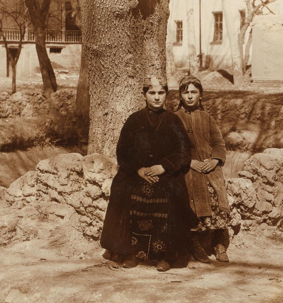 Еврейские девочки