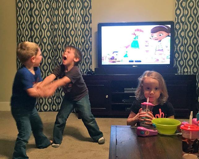 Дети, семейная жизнь