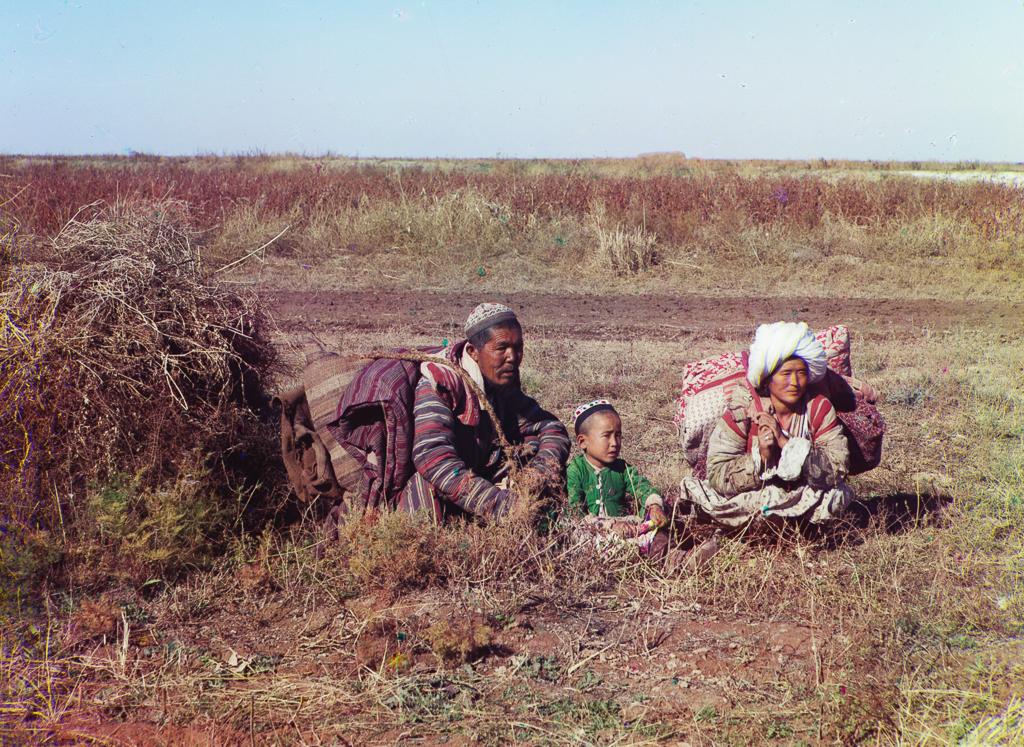 Кочующие кыргызы