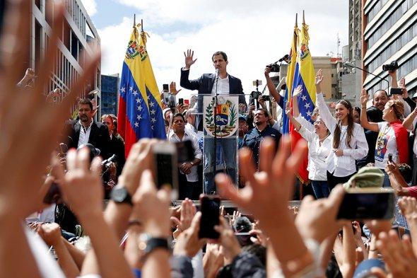 Венесуэла, протесты