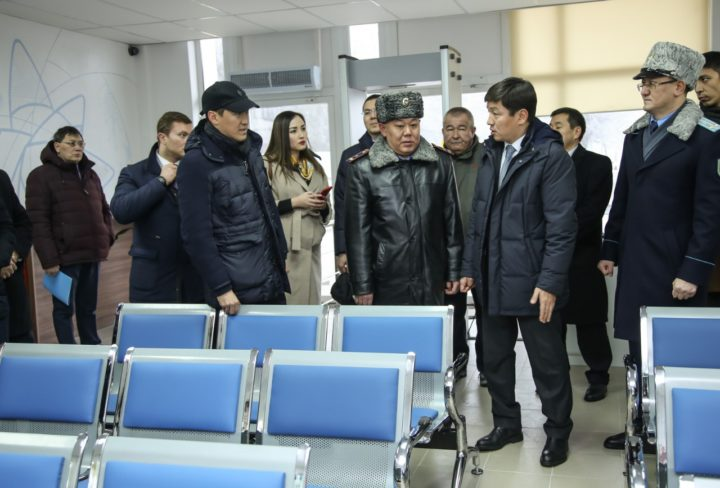 Фото: пресс-служба акимата Алматы
