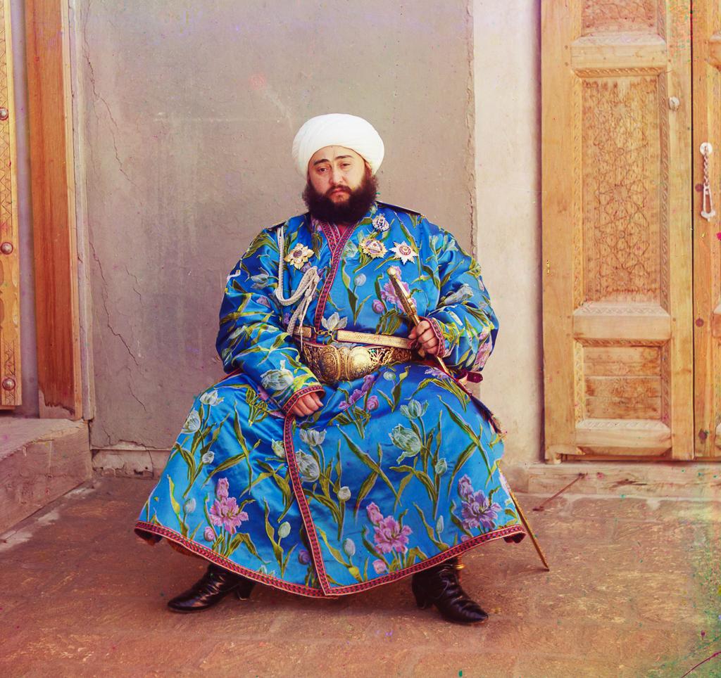 Эмир Бухары Мухаммед Алим-хан
