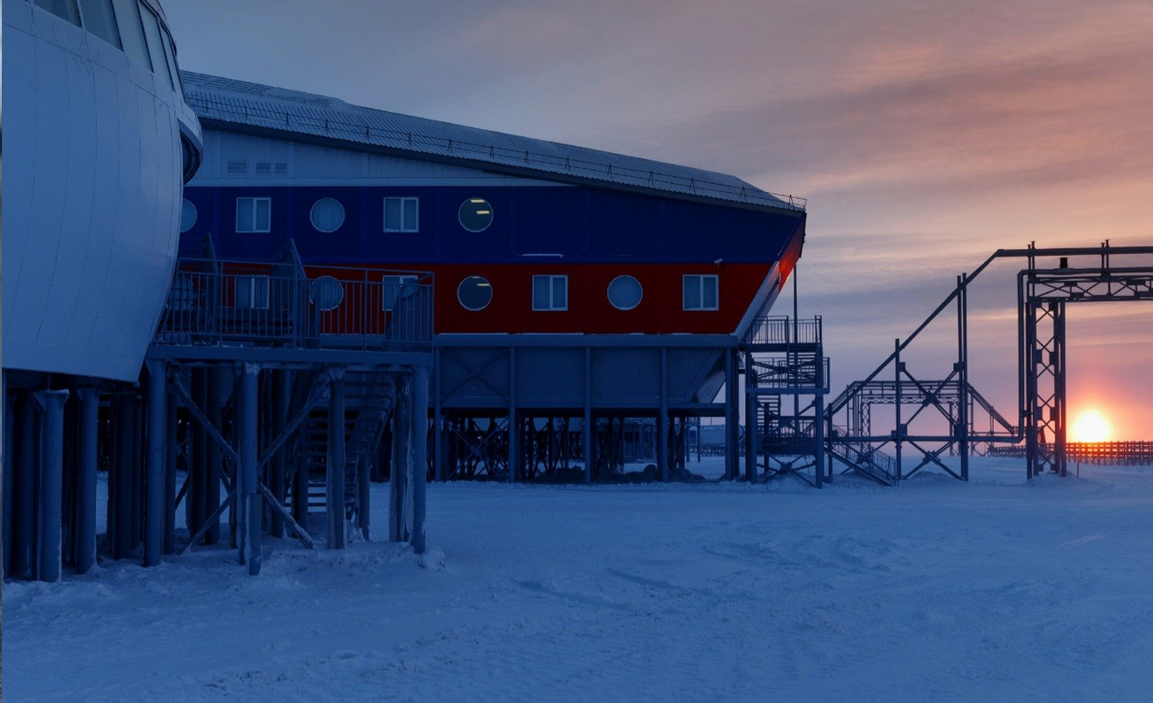 Арктический трилистник