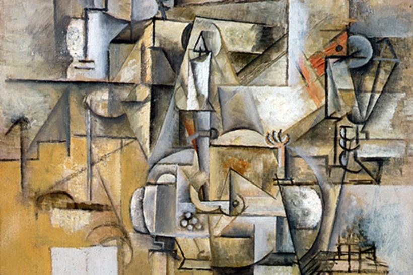Пикассо, «Голубь с зеленым горошком»