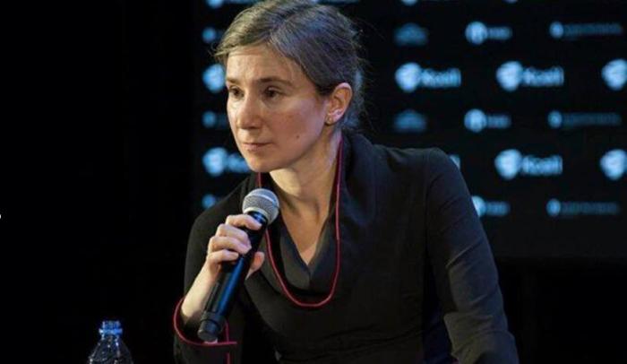 Екатерина Шульман. Фото: rtvi.com