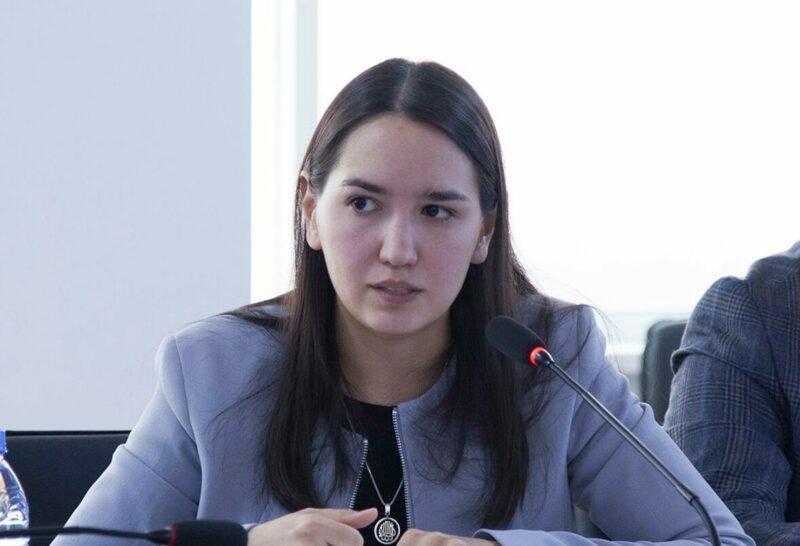 Камиля Фазылова