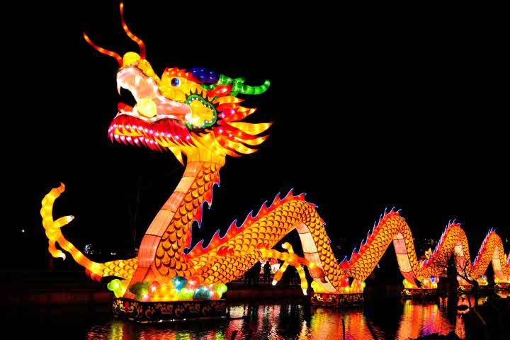 Восточный новый год, Китай
