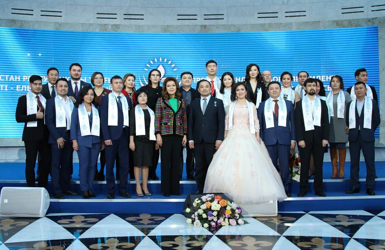 вручение премий деятелям науки культуры и искусства в назарбаев центре