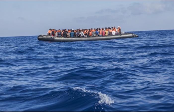 мигранты средиземное море