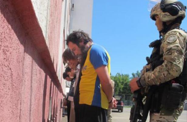 Задержанные в Уральске экстремисты