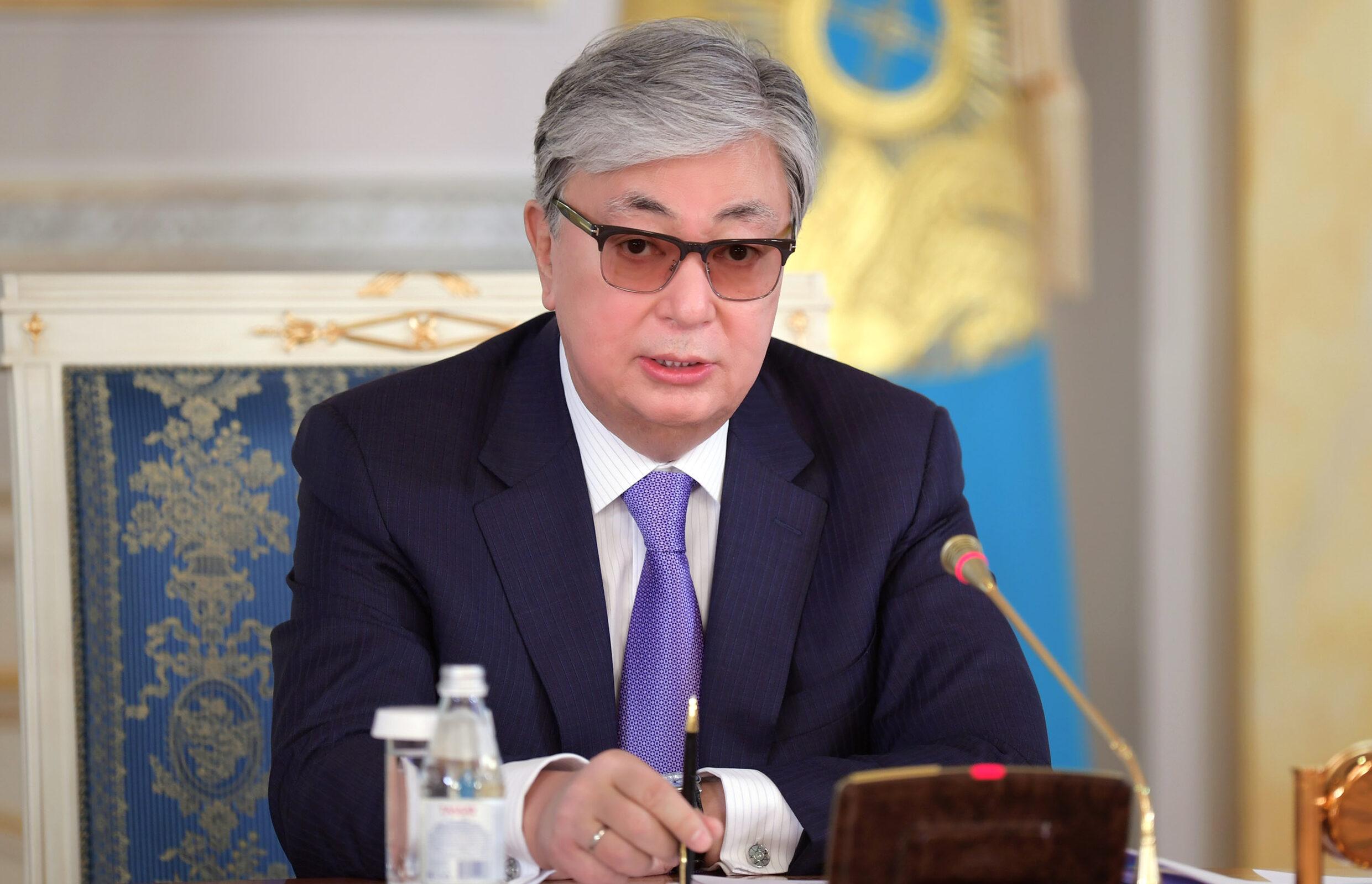 Токаев: Списать долги по кредитам инвалидов и многодетных
