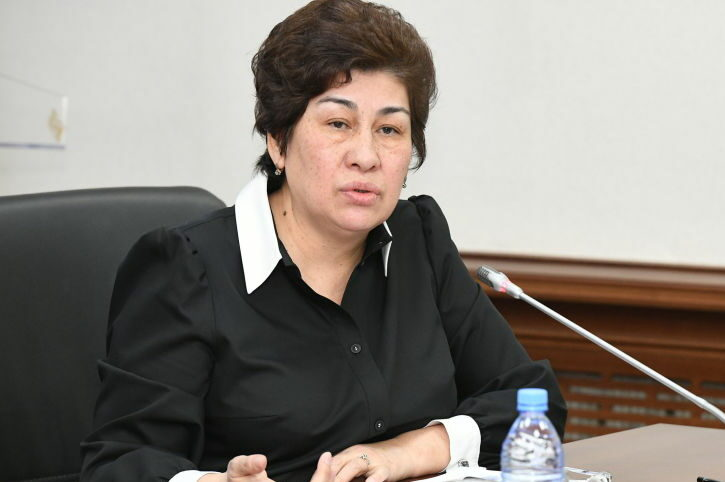 Куляш Шамшидинова
