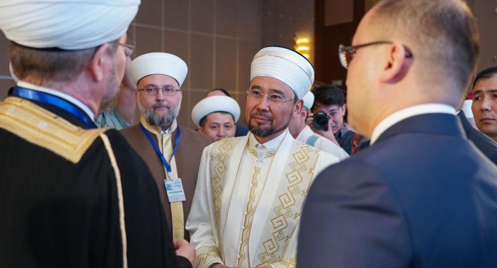 конференция верховных муфтиев в нур-султане