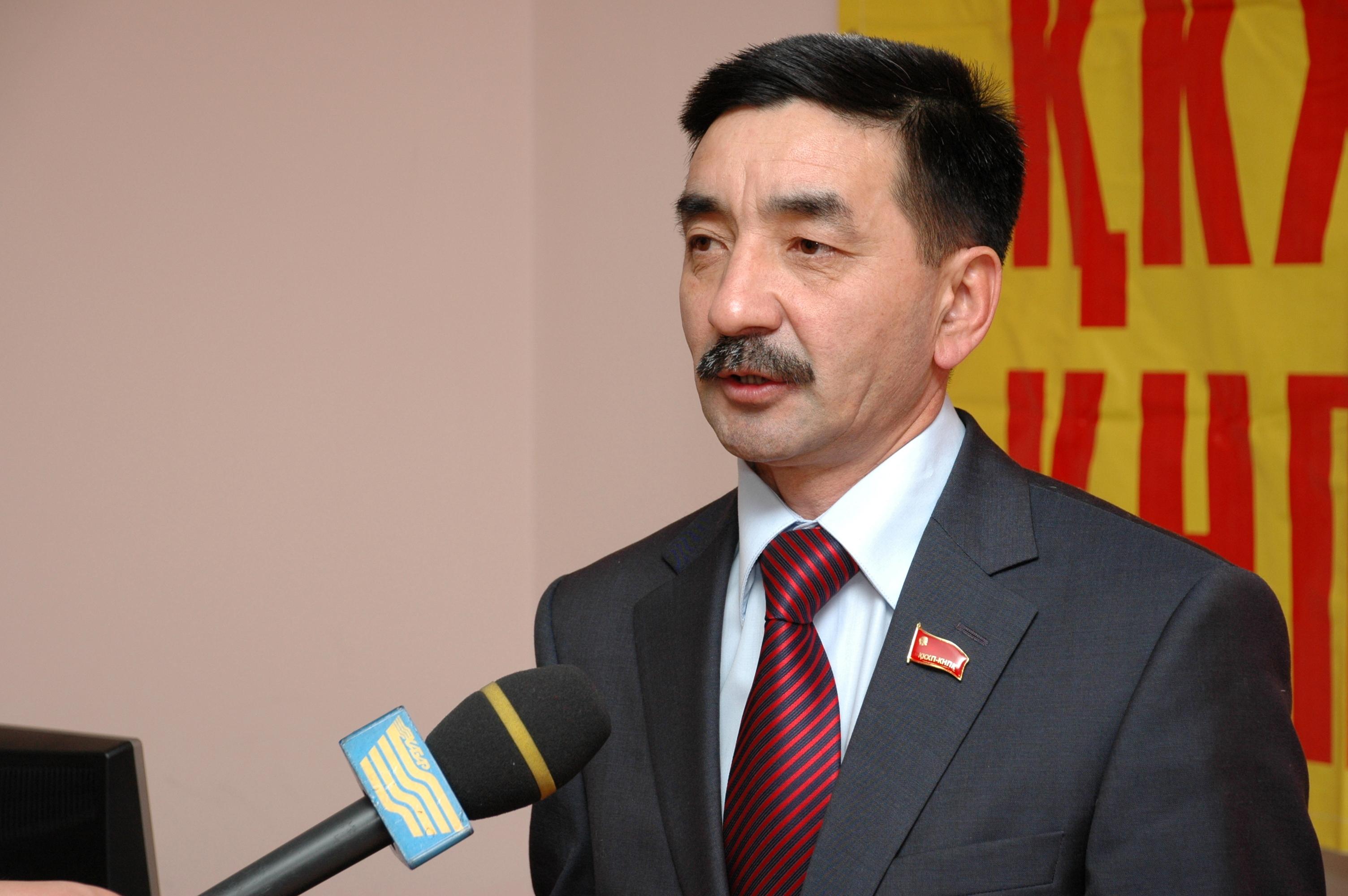 Ж. Ахметбеков
