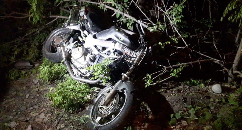 дтп с мотоциклом алматы