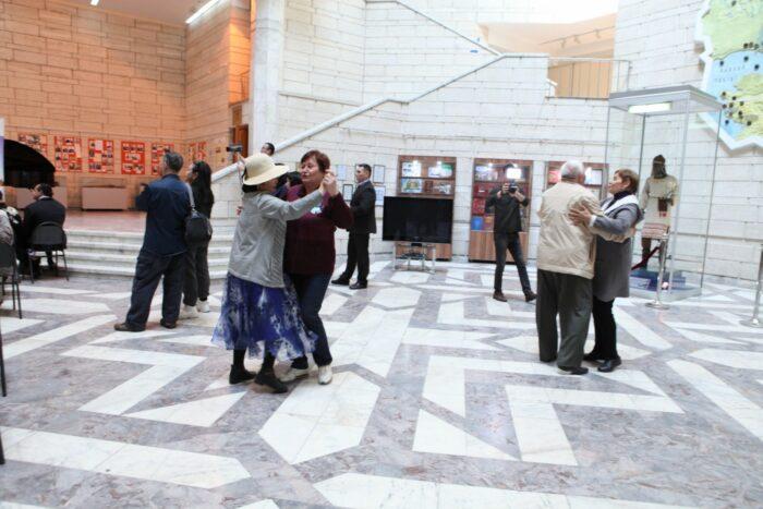 акция для ветеранов центральный гос музей