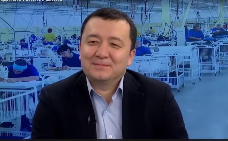 Дильмухамед Абизов