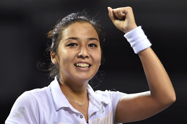 b78b27eb904561a258be91efea68f7a2 600x400 - Zarina Diyas reached the final of the tournament series ITF in Hong Kong