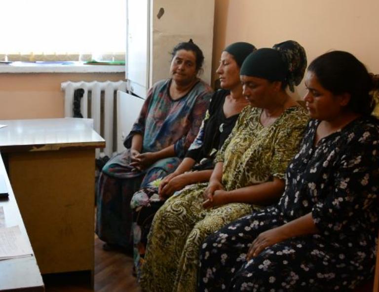 подозреваемые в мошенничестве гражданки Узбекистана