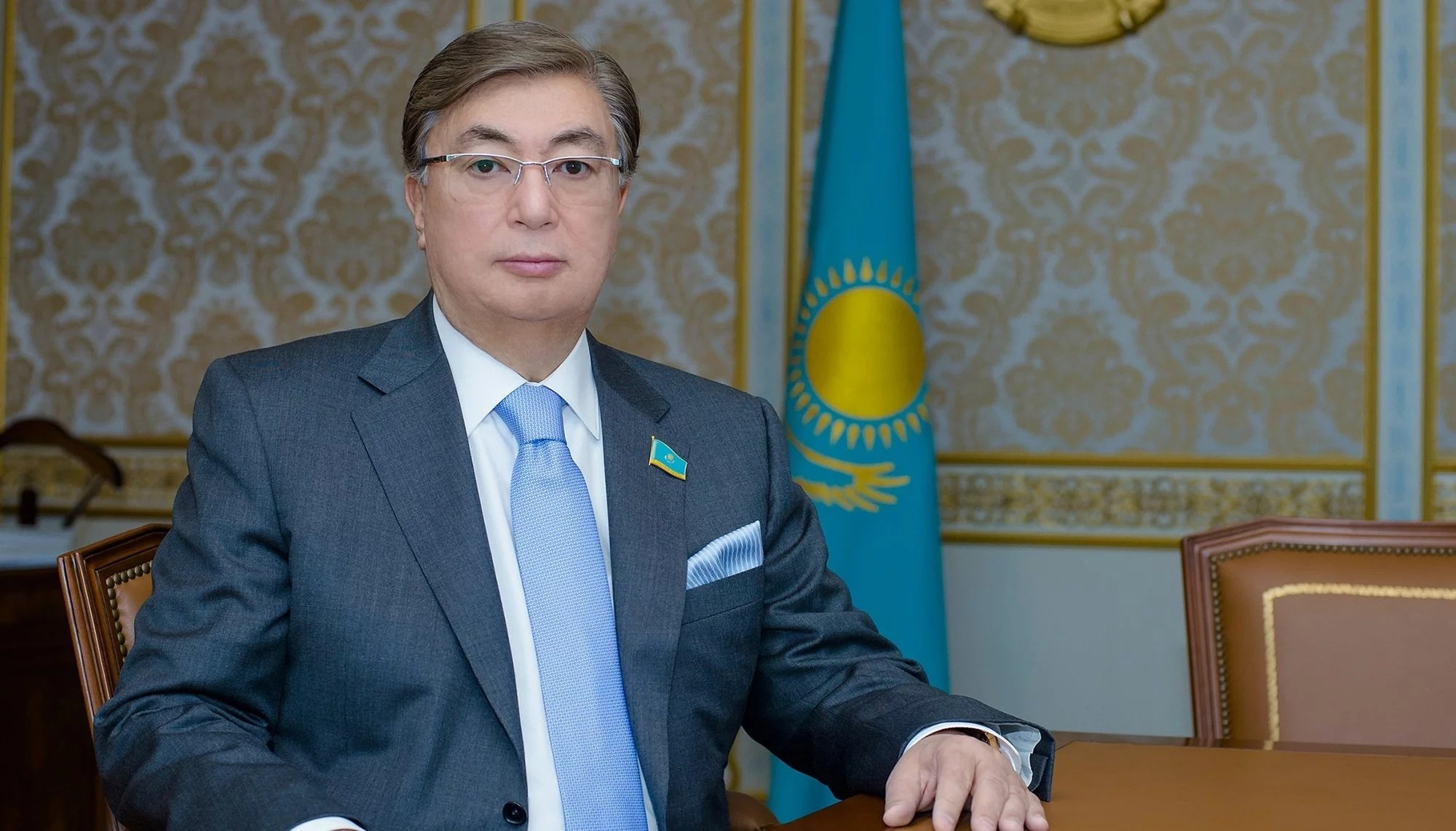 61323a807075e2ba81c7c29a266ceeb2 - Kassym-Jomart Tokayev congratulated the teachers