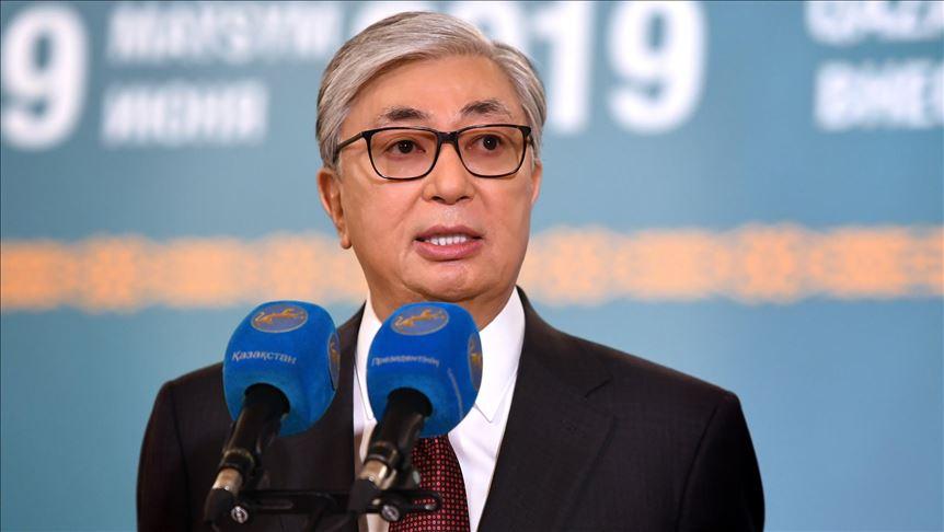 Касым-Жомарт Токаев назвал 10 задач своей работы на посту президента