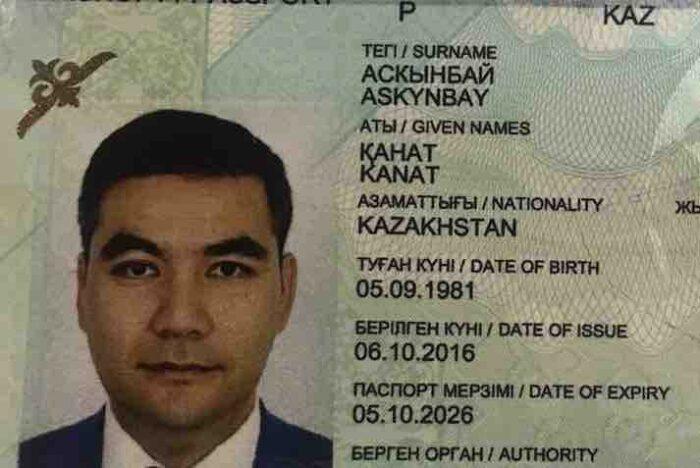 казахстанец погиб в сша