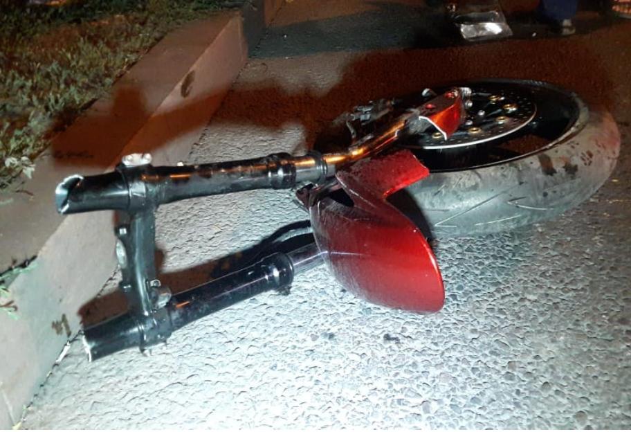мотоциклист насмерть разбился в алматы