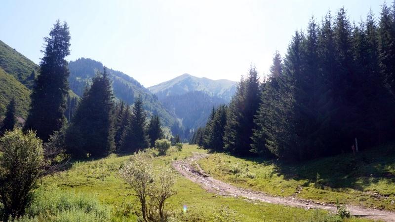 бутаковское ущелье