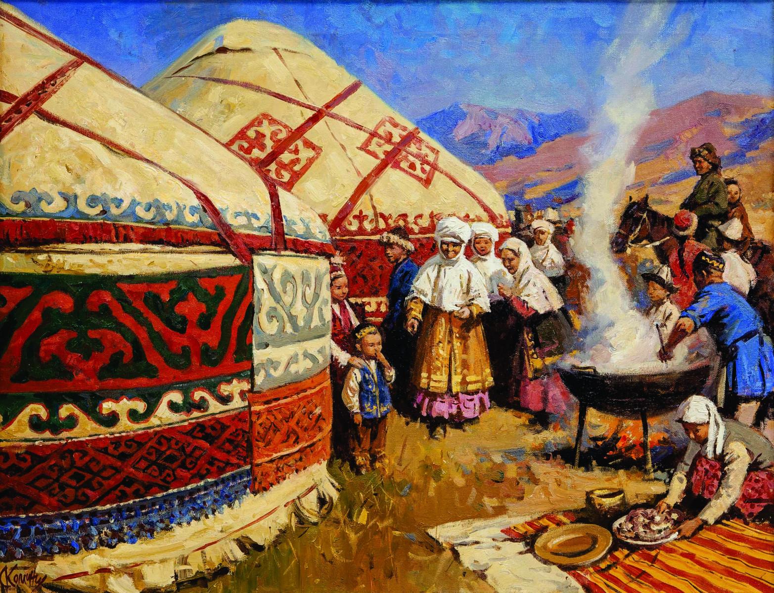 Картинки по национальным традициям