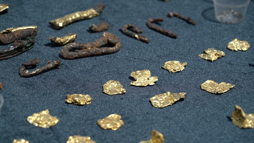 золото саков