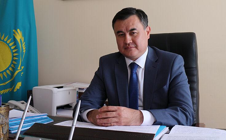 17b8c92e70c944da9dd8401cac4578db e1566989034429 - Appointed akim of Auezov district of Almaty