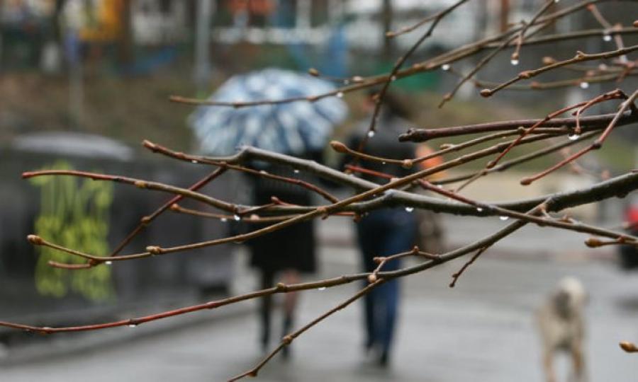 холод дождь