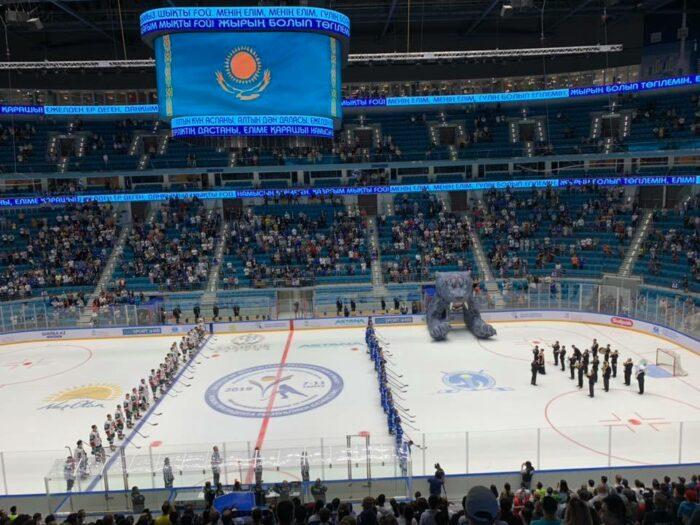 Международный турнир по хоккею с шайбой