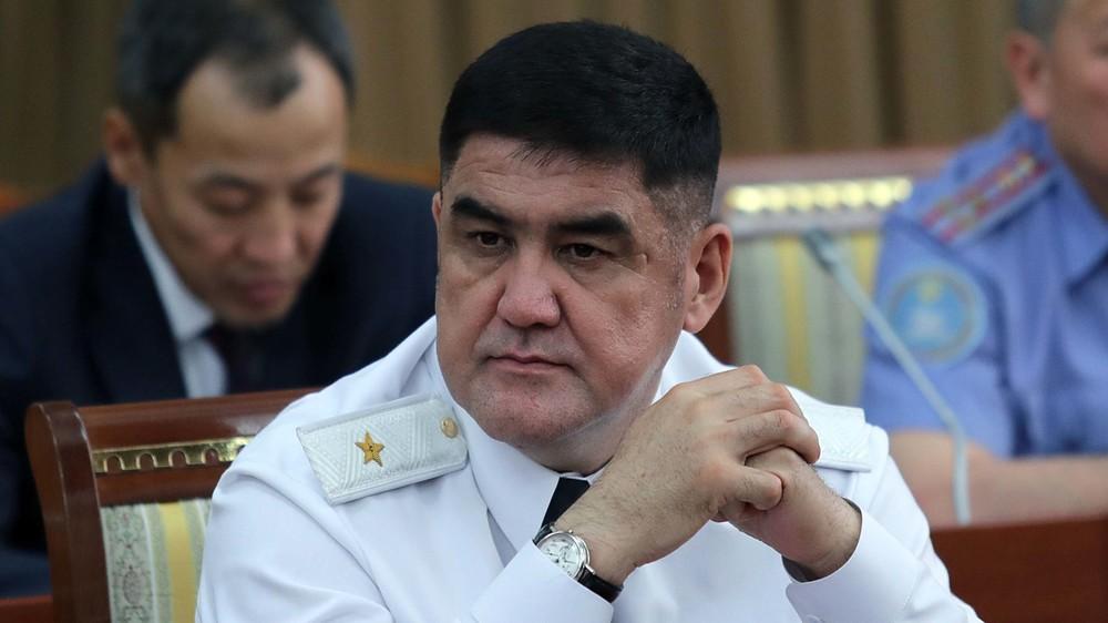 Курсан Асанов