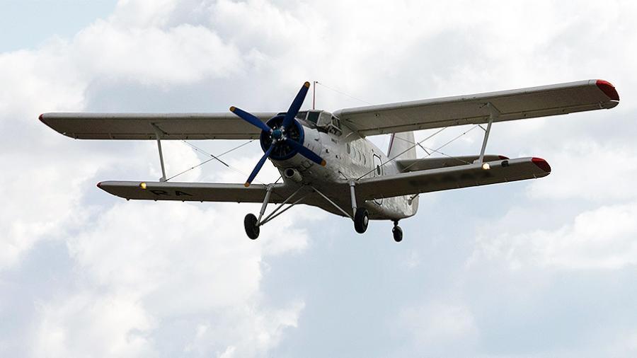 ан-2 самолет