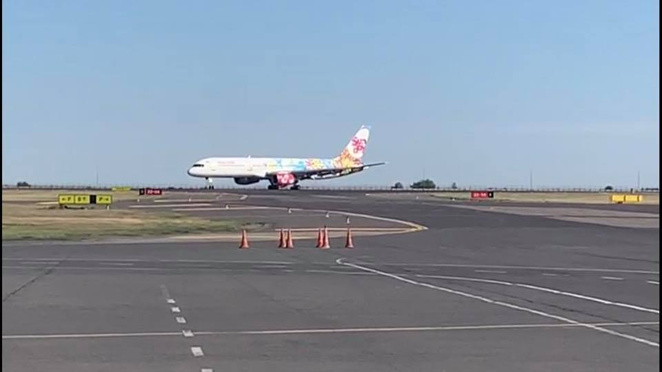 5f93127376d97fa798b1808731db0112 - Aircraft of Scat airlines, Kazakhstan, made an emergency landing