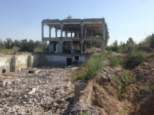 fe550d101ba436bfd82424d131d4902c e1565606194413 - In Pavlodar stole a building area of 2.2 thousand sq. m.