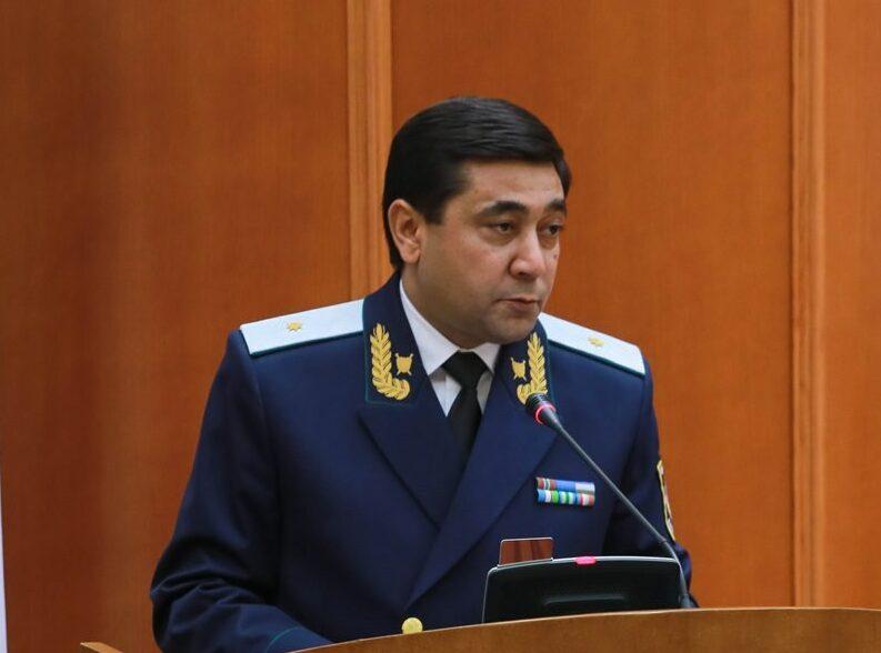 италии рада показать фото генпрокурора узбекистана бренды представили