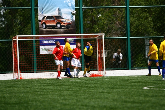 журналисты-футболисты