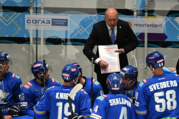 "6b0df9037303eca1421e56efc623425b 600x400 - Two players of ""Barys"" was recognized the best by the Commission of the KHL"