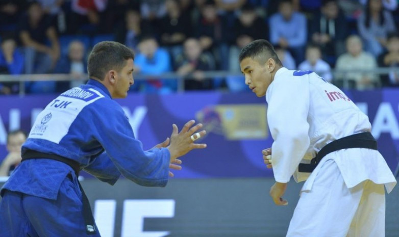 0be944b41164910ff028d2cb77ba51a2 - Kazakhstan won three gold medals of the international tournament on judo