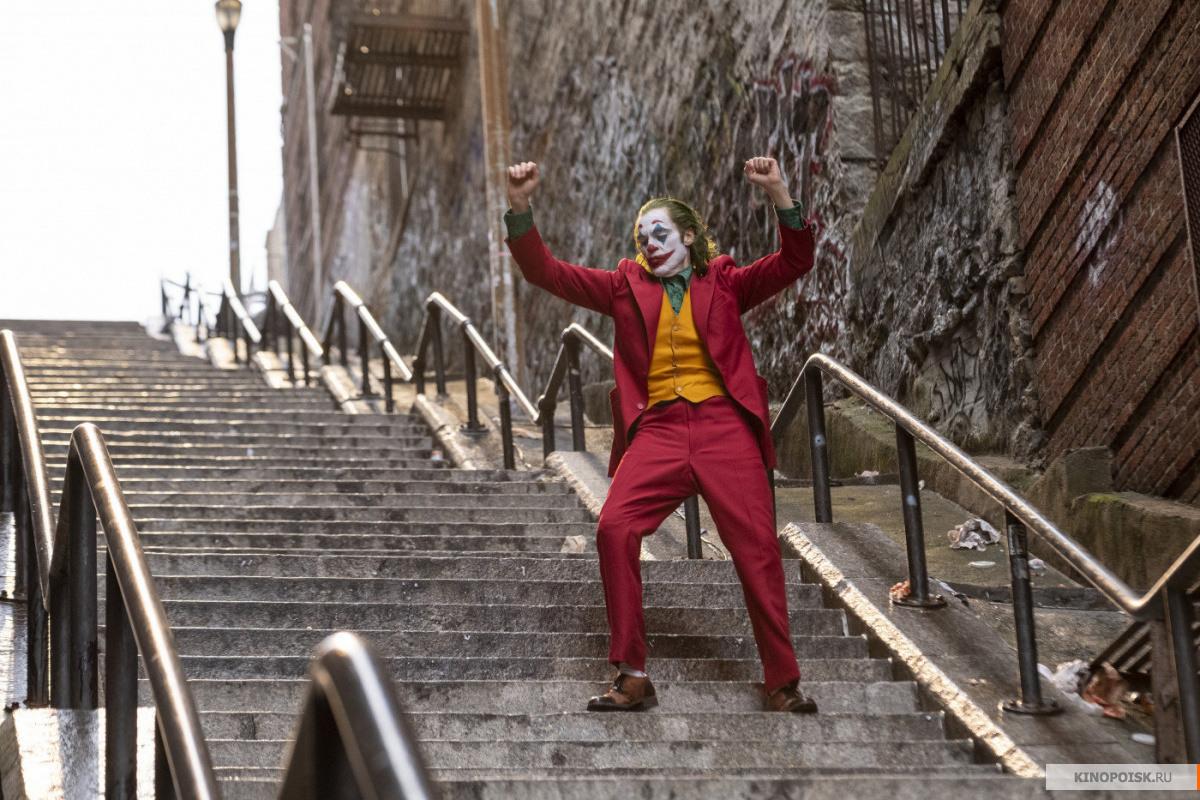 """4418b93c0cd8a66e5766a599cd1fd9b1 - Not all smiles good: review of """"the Joker"""""""