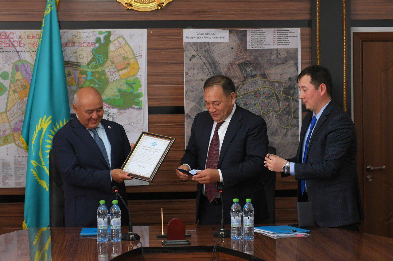 44e7e9fedf5a9265beceb84712972eb9 - The head of the Federation of trade unions visited the Turkestan region