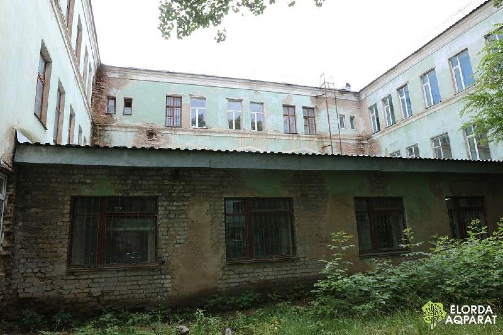 57949cdfc7a45bddbb80fe2225965409 - In the center of Eurasia, the hospital has not been renovated for 60 years — Tokayev