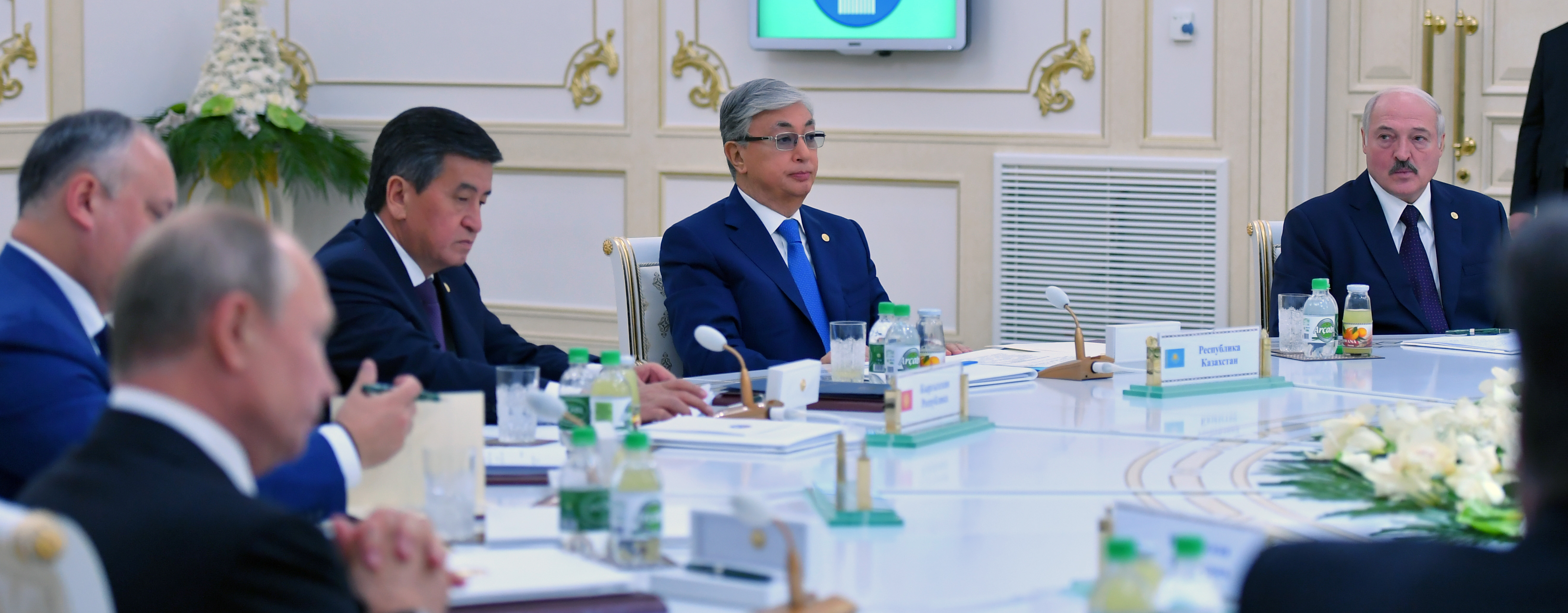 637ff1ea42274195f934489360fe95e5 - Tokayev called on more often to hold a forum of CIS on modern technologies