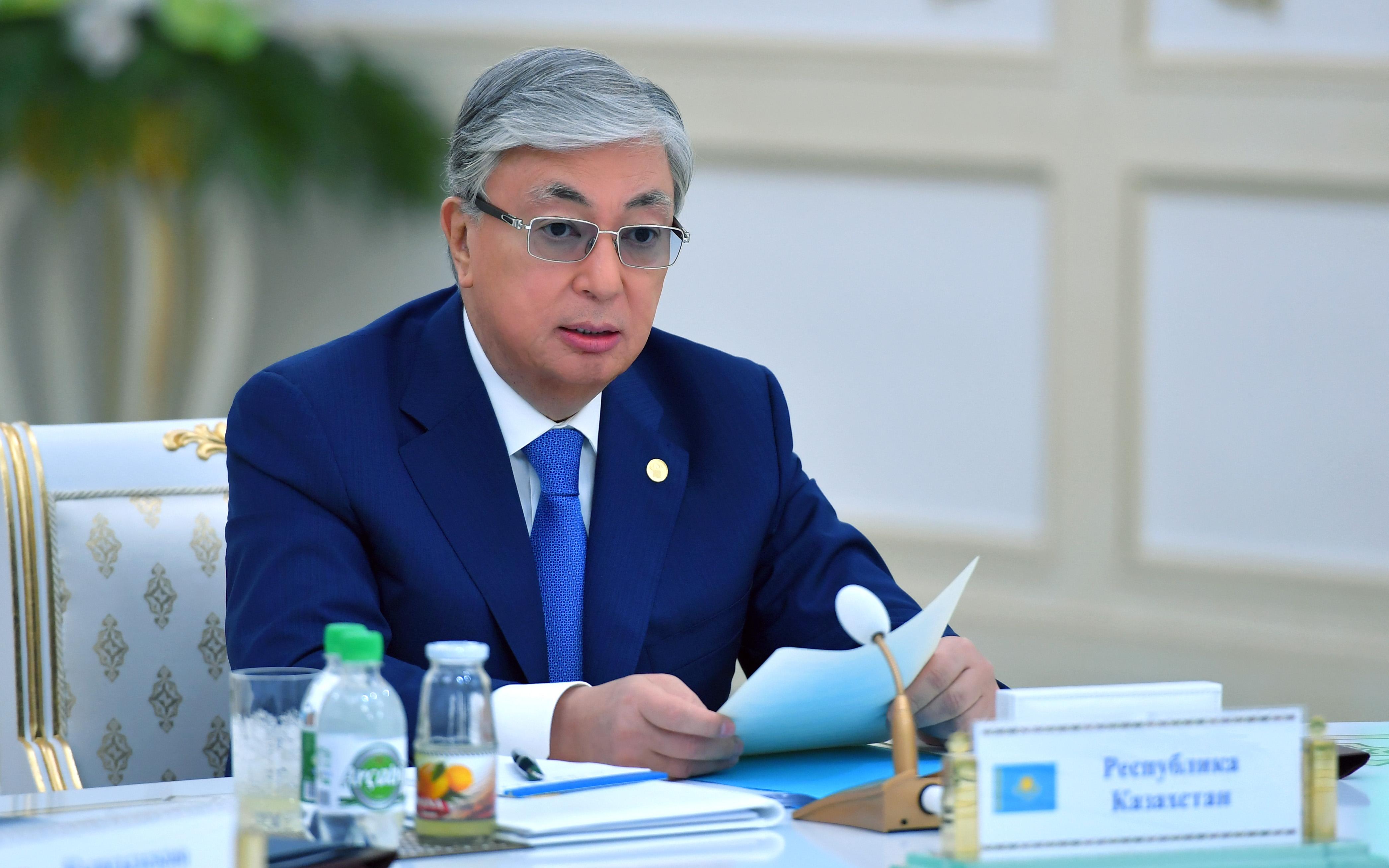 649180c464f2b94953c35ea2e9f294e9 - Tokayev will continue Nazarbayev's program of structural modernization of the CIS
